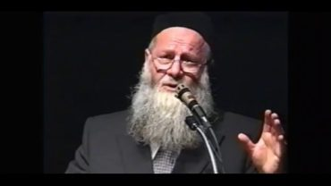 Rav Gelley 1996 remembers R. Schwab